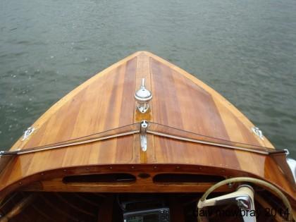 Peterborough Royal bow deck